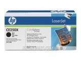 Cartouche d'impression noire LaserJet CE250X (lot de 2 toners) (toner HP CE250XD)