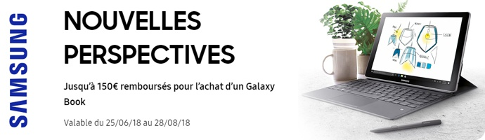 Samsung : Nouvelles perspectives