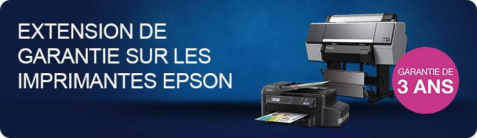 Epson 3 ans de garantie Workforce