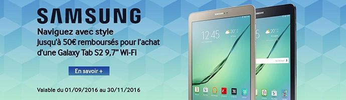 Samsung : Un style d'avance