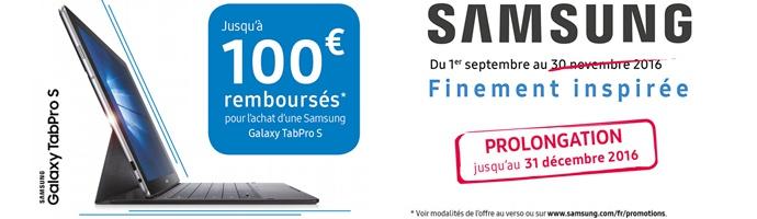 Samsung : Travaillez, profitez