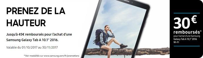 Samsung : A vos côtés